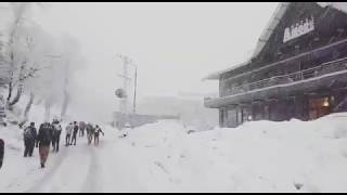 preview picture of video 'Live Snowfall Nathiagali ||toady cloud Weather Galliat || Pk Tour Planner Islamabad Pakistan'