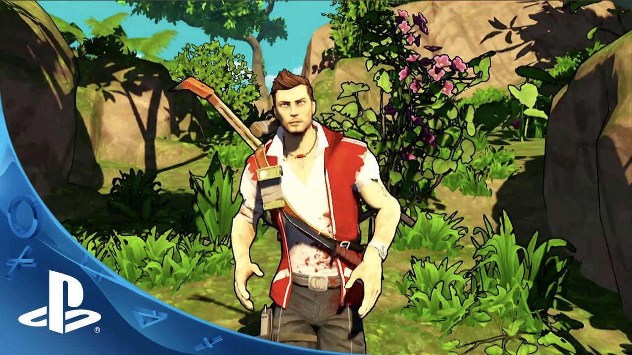 Escape Dead Island Launches November 18th on PS3