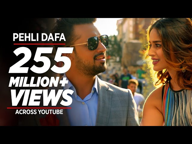 Pehli Dafa Full Video Song HD | Atif Aslam | Ileana D'Cruz | Hindi Song 2017