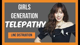 SNSD - Telepathy [LINE DISTRIBUTION]