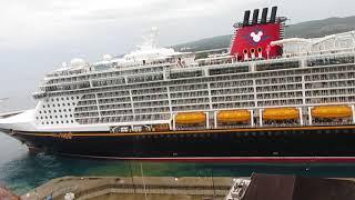 Horn Battle - Disney Fantasy VS Allure of the Seas
