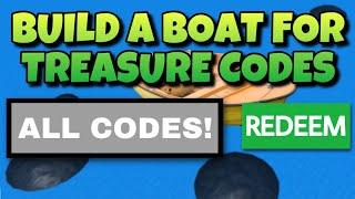 Roblox Build A Boat For Treasure Codes 2020 April لم يسبق له مثيل