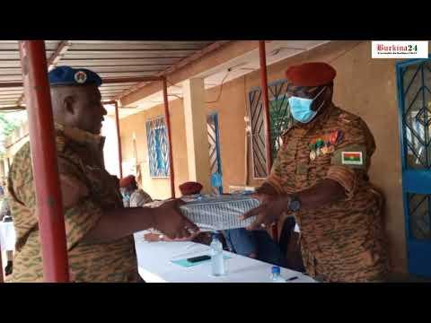 Burkina : L'armée souhaite se doter d'un système de santé fiable