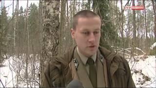 preview picture of video 'Miłośnik histori z Nadleśnictwa Orneta Waldemar Ostrowski w TVP Olsztyn'