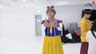 [BANGTAN BOMB] '고민보다 GO (Halloween Ver.)' Behind   BTS (방탄소년단)