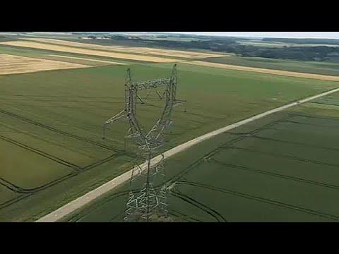 Υπεργραμμή μεταφοράς ενέργειας μεταξύ Ισπανίας-Γαλλίας