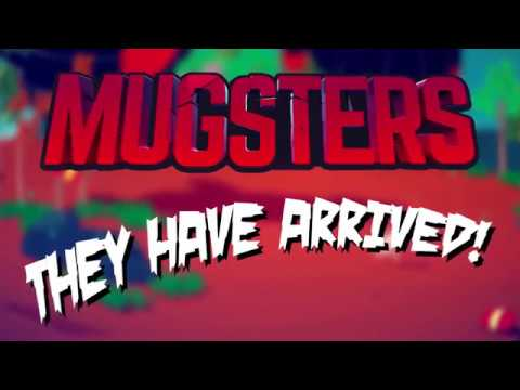 Mugsters - Aliens Trailer (Steam, PS4, Xbox One, Nintendo Switch) thumbnail