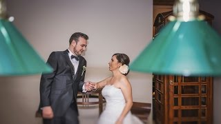 preview picture of video 'Fanny & Rafael | Reportaje de boda | Monasterio de Boltaña'
