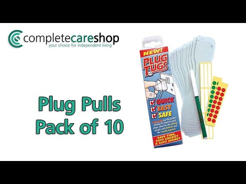 Plug Tugs - Discreet Retracting Handle