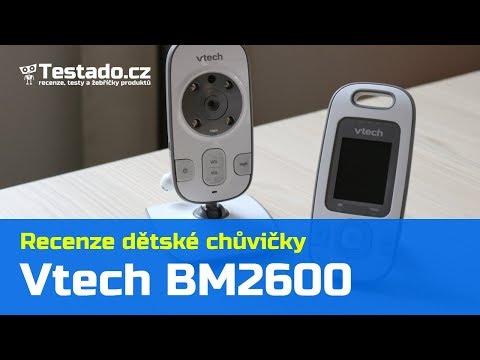 Recenze a test dětské chůvičky Vtech BM2600 | Testado.cz