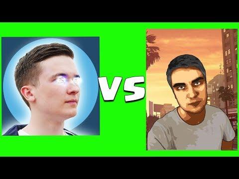 Himan VS Максим Шубин в Standoff 2