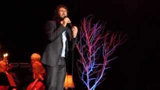 Josh Groban - Try To Remember - Indianapolis - Stages Tour - 2015