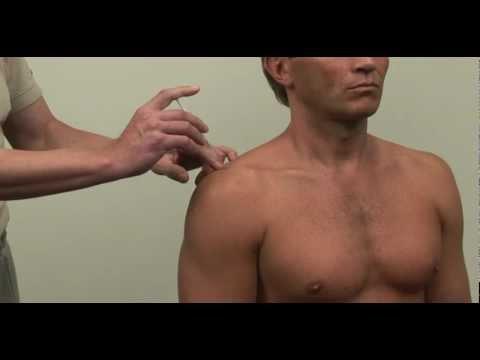 Schmerzen hinter der rechten Seite des Halses