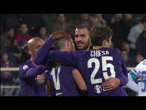 Fiorentina - Sampdoria 3 - 2 - Highlights - TIM Cup 2017/18