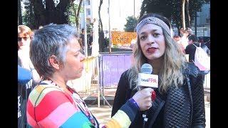 Mulheres pelas diretas e por direitos | Entrevista com Laryssa Sampaio