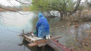 Ловля рыбы весной на закрытых водоемах