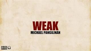 Michael Pangilinan - Weak (Cover) Lyrics