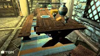 ★ Skyrim Mods - HD Furniture! ft. MFPallytime - WAY➚