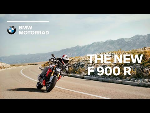 2020 BMW F 900 R in Boerne, Texas - Video 1