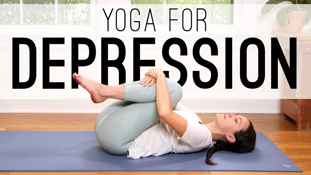 Yoga For Depression