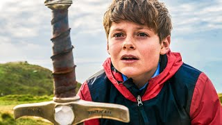 THE KID WHO WOULD BE KING Trailer (2019) Teen Adventure