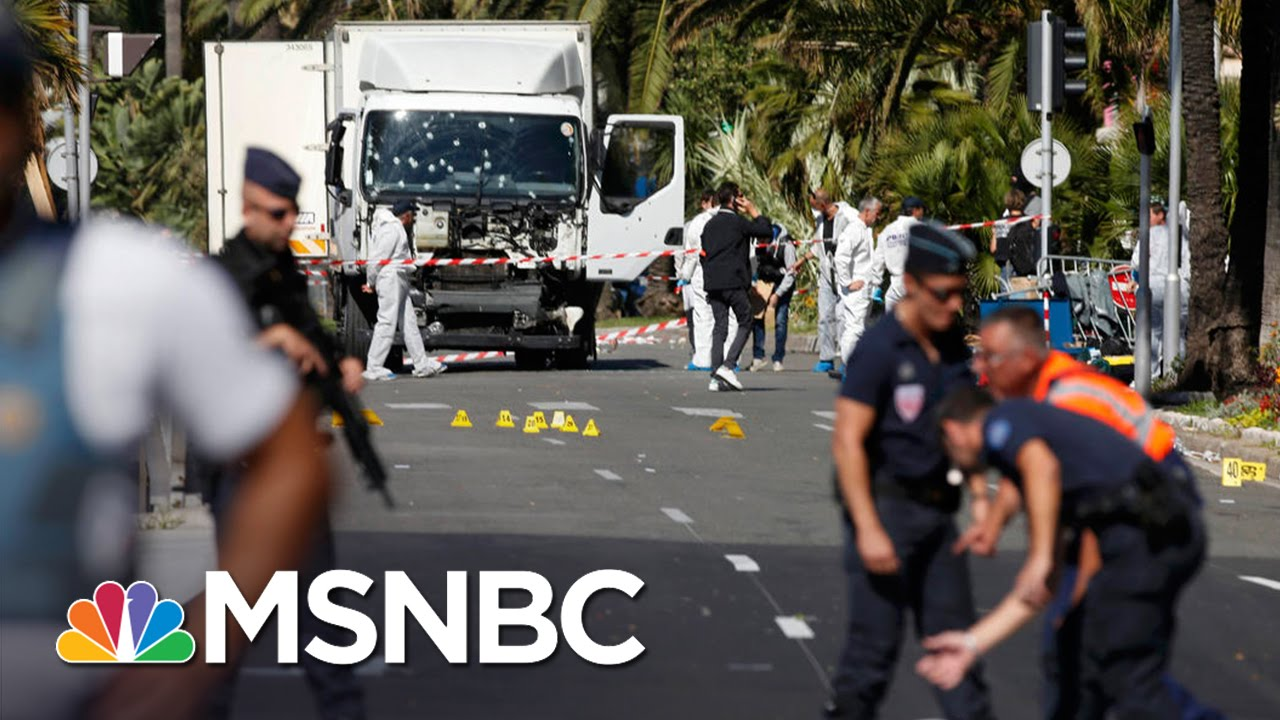 New Information About The Bastille Day Attacker's Past | Andrea Mitchell | MSNBC thumbnail