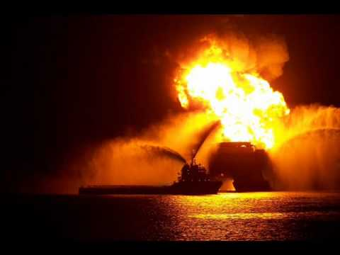BP Oil Spill Video-White Sands Blue Waters by Marshal Johnson.wmv