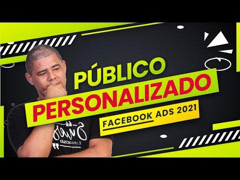 COMO CRIAR PBLICOS PERSONALIZADO EM APENAS 10 MINUTOS  FACEBOOK ADS 2021