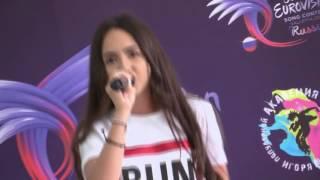 Александра Болдарева Полуфинал Детского Евровидения 2016