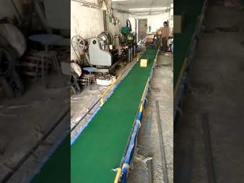 Jumbo Bag Transfer Conveyor