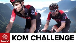 The Taiwan KOM Challenge | The Hardest Climb In The World?