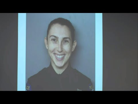 The Sacramento Police Department has confirmed that a female officer shot while assisting on a domestic violence call has died. 26-year-old Tara O'Sullivan was shot while responding to a domestic disturbance call. (June 20)