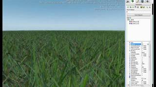 Horsts Sandbox 2 Tutorials - Vegetation setzen