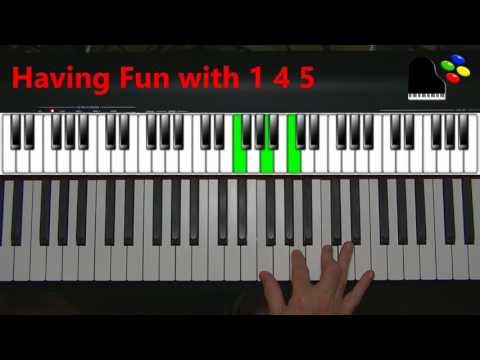 Having Fun With the 1 4 5 Chord Progression