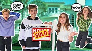 I Bought a 12 MILLION Dollar TikTok HYPE HOUSE **MY CRUSH REACTS** 💰🔥  Piper Rockelle