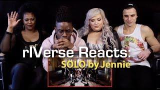 RIVerse Reacts: SOLO By Jennie   MV Reaction
