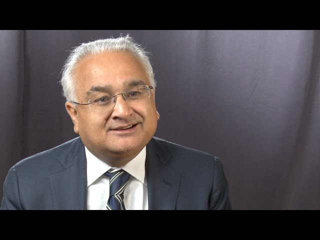 Philanthropy 360º: Dr. Mirza Jahani, CEO, Aga Khan Foundation USA