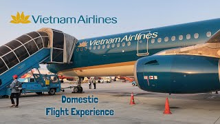 Vietnam Airlines Airbus A321 | Ho Chi Minh City to Hanoi | VN216