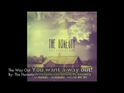 The Way Out (Lyric Video)
