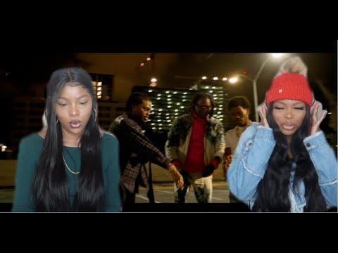 Young Thug - Chanel (ft Gunna & Lil Baby) [Official Video] REACTION | NATAYA NIKITA