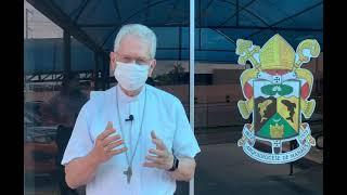 O apelo do arcebispo de Manaus: pelo amor de Deus, precisamos de oxigênio nos hospitais