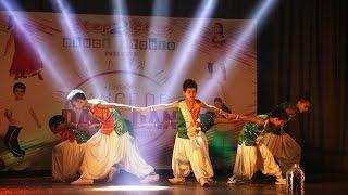 Jashn-e-Ishqa | Bande Hain Hum Uske | Dance Performance By Step2step Dance Studio