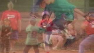 preview picture of video 'Ebro Florida coach pitch farm league Baseball'