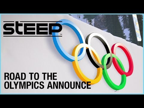Steep: Road to the Olympics Expansion: E3 2017 Official World Premiere Trailer | Ubisoft [US] thumbnail