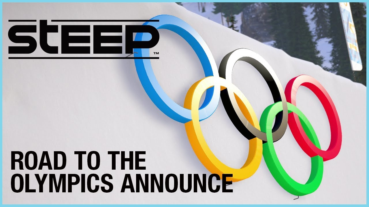 Trailer di Steep: Road to the Olympics Expansion