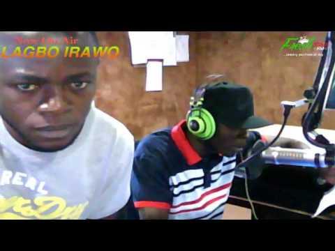 Lagbo Irawo with Waheed Akintayo 26 06 2017