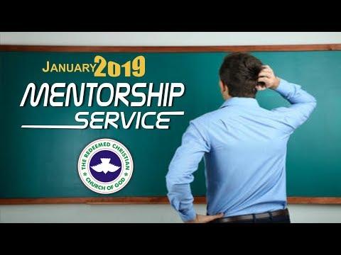 RCCG GAP Dubai MENTORSHIP SERVICE 2019