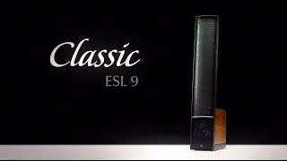 YouTube Video Sxl-CBJa3ns for Product MartinLogan Masterpiece Series Electrostatic Loudspeakers (Renaissance ESL 15A, Expression ESL 13A, & Impression ESL 11A) by Company MartinLogan in Industry Loudspeakers