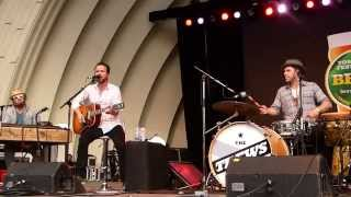 """The Trews with Tim Chaisson """"Yearning"""" Live Toronto July 26 2014"""