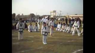 preview picture of video 'Shahbaz TaeKwonDo Academy Sukkur 0001'